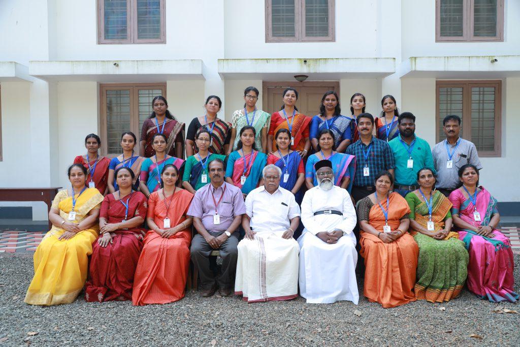 Teaching Staff, MGEMHSS